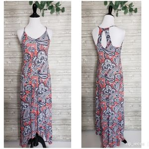 4 for $25 high low maxi dress
